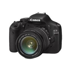 Canon EOS 550D Kit EF 18-55 IS DEUTSCHE WARE