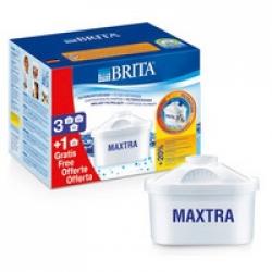 Brita Maxtra Kartuschen Pack 3+1 Wasserfilter / Wasserkartusche