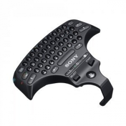 Sony PS3 Wireless Keypad Tastatur