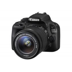 Canon EOS 100D EF 18-55 IS STM