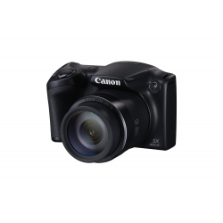 Canon PowerShot SX400 IS schwarz Digitalkamera