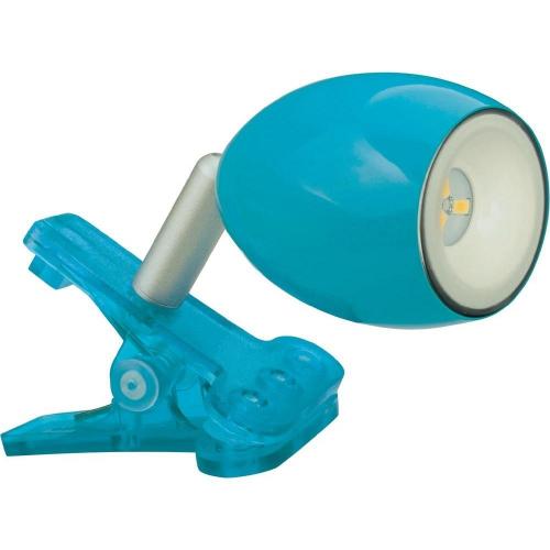 JEDI LED ARA LED Clip Blue Klemmleuchte