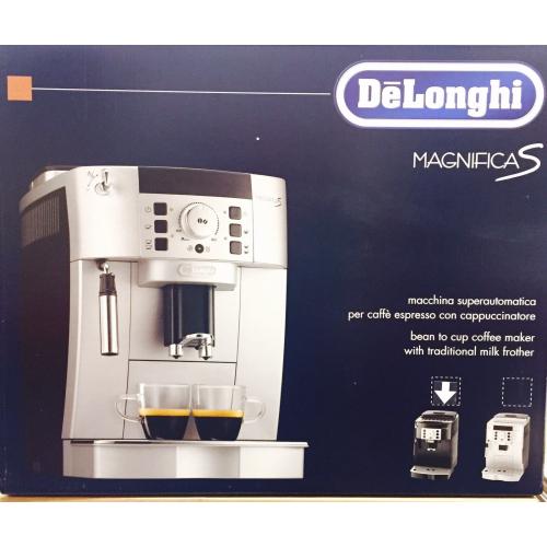DeLonghi ECAM 22.110.B Magnifica S Black Kaffeevollautomat