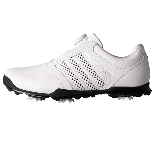 adidas Damen W Adipure Sport Golfschuhe, Weiß (White/Grey DA9134), 38 EU