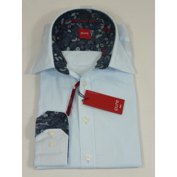 Hatico Business Hemd hellblau Gr. XL