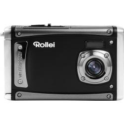 Rollei Sportsline 80 wasserdichte Digitalkamera schwarz