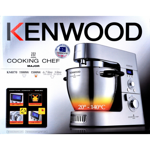kenwood cooking chef km 070 k chenmaschine xenudo. Black Bedroom Furniture Sets. Home Design Ideas