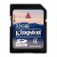Kingston 32GB SDHC (High Capacity) Klasse 4 Speicherkarte